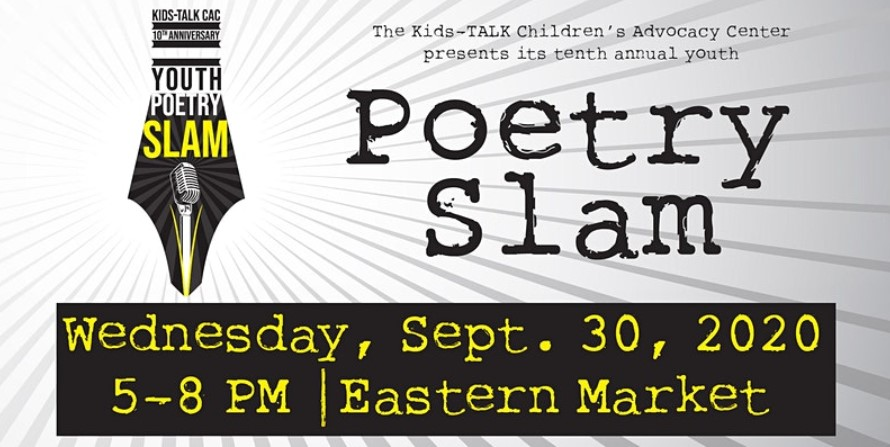 Kids-Talk Poetry Slam